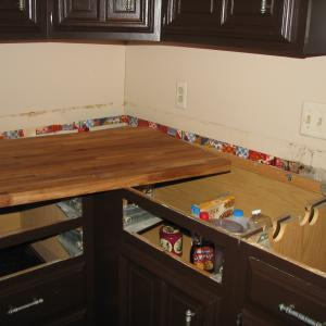 Oakland County area kitchen