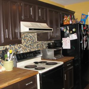 Completed Rochester Hills kitchen