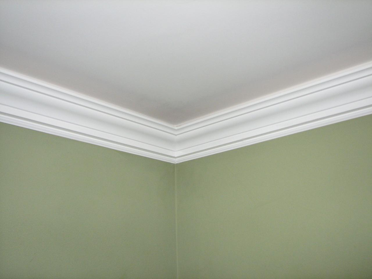 Chelsea talks homes i share my knowledge of the for Standard crown molding size
