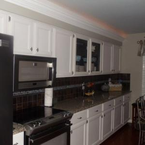 Rochester Hills kitchen newly completed