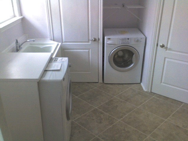 rochester hills laundry room remodel